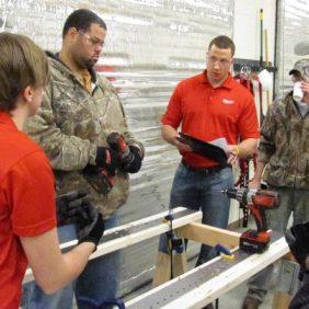 Milwaukee tool safety