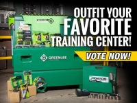 OUTFIT YOUR FAVORITE TRAINING CENTER